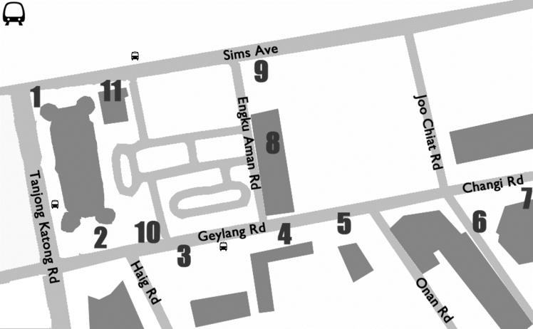 Geylang Bazaar Map v4